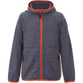 Icepeak Louin Midlayer Jas Kinderen, anthracite